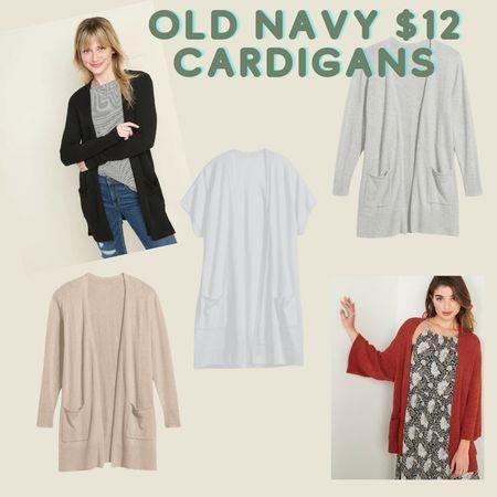 Old Navy cardigan sweaters $12 sale! Regular and plus size women's sweaters!  #cardigans #sweaters #womansfashion #plussize http://liketk.it/3b9lK @liketoknow.it #liketkit #LTKSpringSale #LTKsalealert #LTKstyletip #LTKunder50 #LTKcurves #ltkwoman #ltkfashion #ltkplussize Screenshot or 'like' this pic to shop the product details from the LIKEtoKNOW.it app, available now from the App Store!