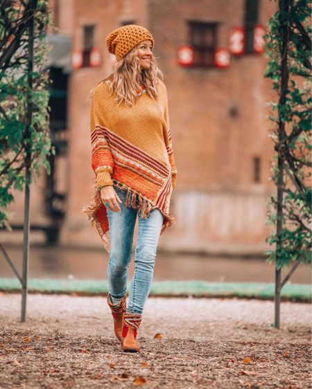 Autumn look boho style!  Love? Yay or Nay?   Download the LIKEtoKNOW.it shopping app to shop this pic via screenshot #LTKeurope @liketoknow.it #liketkit http://liketk.it/3043w