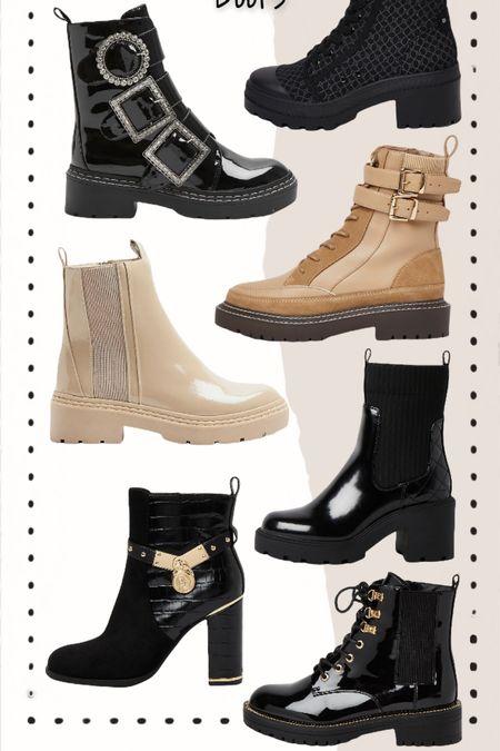 River Island Fall/Winter Boots/Booties #fallstyle #falltrend #fashion   #LTKSeasonal #LTKunder100 #LTKshoecrush