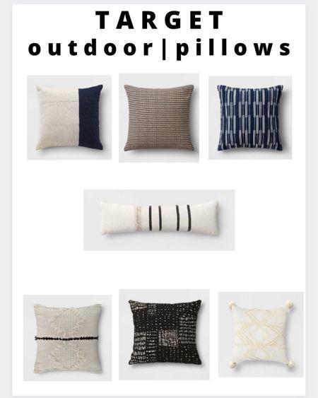 Target sale! Favorite outdoor pillows on sale right now! http://liketk.it/3iaYT #liketkit @liketoknow.it #LTKsalealert #LTKhome #LTKstyletip