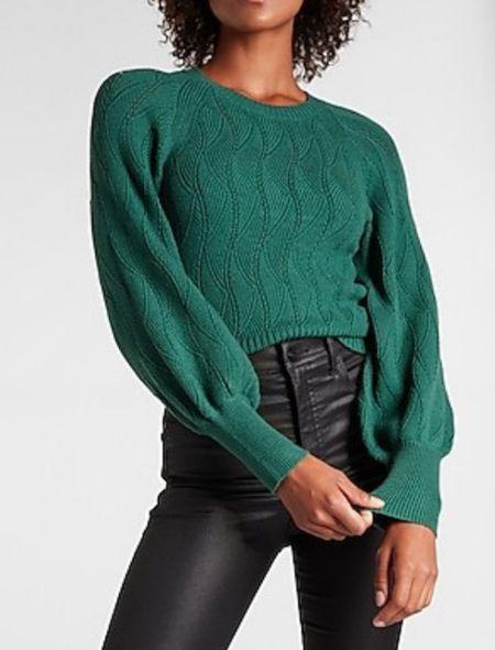 Sweater On Sale. Love this color  #LTKstyletip #LTKSale #LTKHoliday