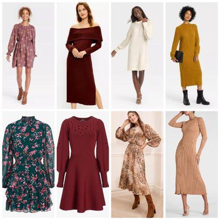 Fall dress options   #LTKstyletip