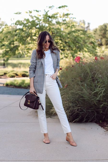 This look is now my blog along with some fabulous blazers for fall.   #LTKsalealert #LTKstyletip #LTKshoecrush