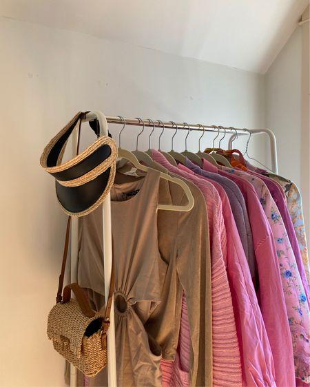 Clothing rack. Room organization. http://liketk.it/3h1b3 #liketkit @liketoknow.it #LTKstyletip #LTKunder100 #LTKhome