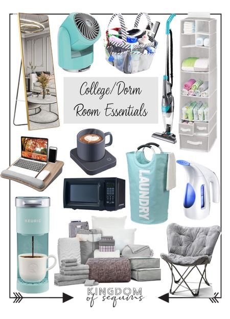College dorm room essentials from Amazon and Walmart , back to school   #LTKhome #LTKfamily #LTKkids