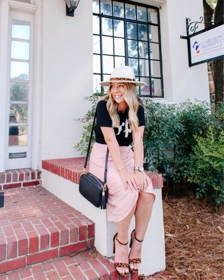 Ready for spring in this look!!! My favorite pink slip dress and it's under $50!!! Wearing a size XS for reference 🌸🌷💐✨ #liketkit @liketoknow.it http://liketk.it/3cGIu #LTKitbag #LTKSpringSale #LTKstyletip
