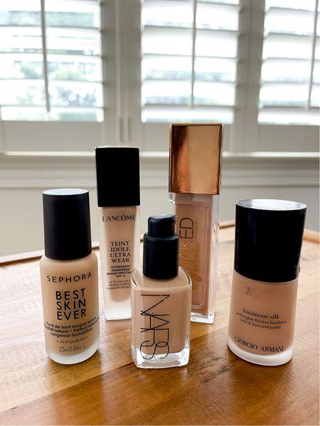 Foundation favorites   #LTKbeauty
