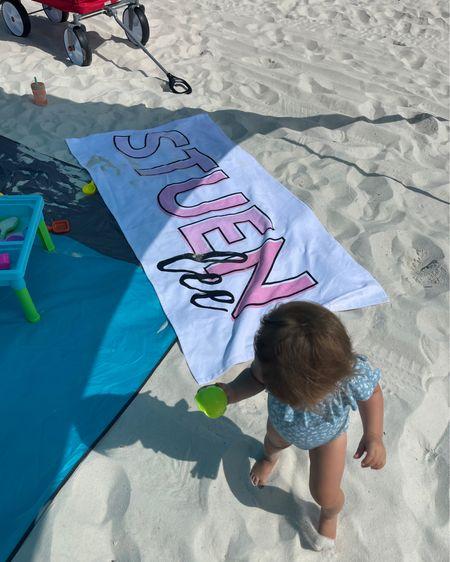 Kid Beach Towel http://liketk.it/3hfFg @liketoknow.it #liketkit