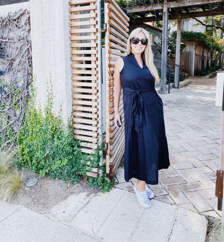 Comfy & elegant long summer dress .  #LTKworkwear #LTKstyletip