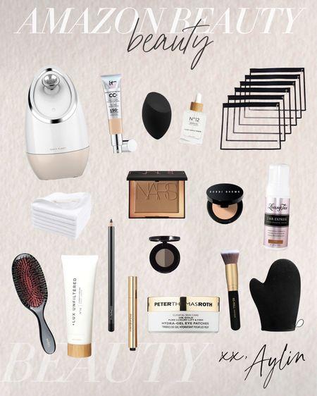 Amazon Beauty, gift favorites, Amazon favorites, makeup, tanning #StylinbyAylin  #LTKunder100 #LTKbeauty #LTKGiftGuide