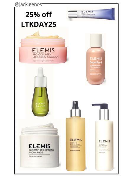 Elemis skincare LTKDAY code LTKDAY25 http://liketk.it/3hkrX #liketkit @liketoknow.it #LTKDay #LTKbeauty #LTKsalealert
