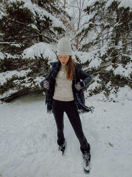 Winter style made for snowy days   #StayHomeWithLTK #LTKstyletip #LTKNewYear