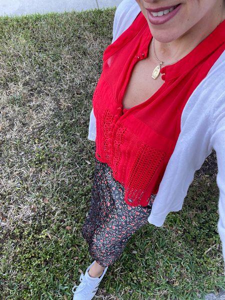 Spring Saturday Outfit!!   #LTKSpringSale #LTKsalealert #LTKbeauty
