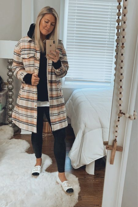 I'd like to introduce you to my fall uniform... oversized hoodies and shackets (hate the word, but love the trend!) Follow me on the LIKEtoKNOW.it shopping app to get the product details for this look and other favorites! #liketkit @liketoknow.it http://liketk.it/2ZmQe #LTKunder100 #LTKunder50 #LTKstyletip