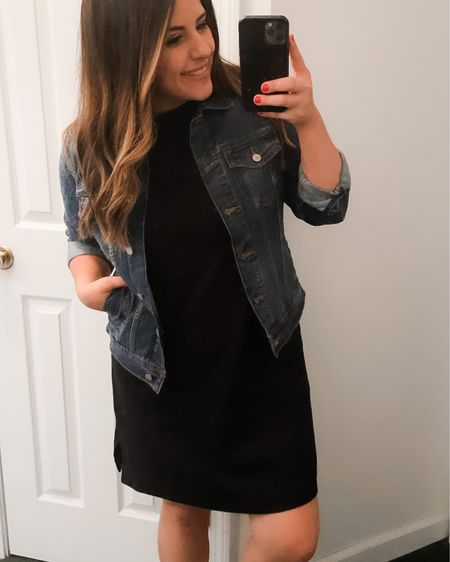 This dress is just too good to pass on!   That vintage, muscle pocket tee look with tons of room and a classic cut ❤️   http://liketk.it/3hFyI #liketkit @liketoknow.it   #LTKsalealert #LTKstyletip #LTKunder100