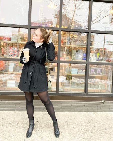 Iced coffee is my favorite accessory 💛 http://liketk.it/35sQo #liketkit #LTKunder50 #LTKunder100 #LTKNewYear @liketoknow.it