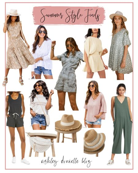 Summer style finds! http://liketk.it/3hB5l #liketkit @liketoknow.it #LTKstyletip #LTKfit #LTKtravel #summerstyle #brimhat