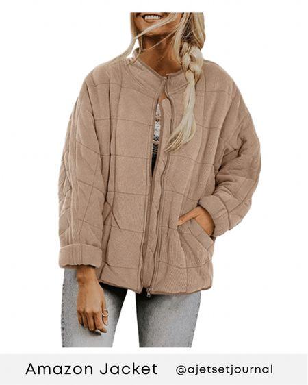 Amazon jacket #amazonjacket #amazonjackets   #LTKunder50 #LTKSeasonal #LTKunder100