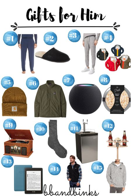 For the guy who likes to lounge and relax!  #LTKfamily #LTKGiftGuide #LTKmens