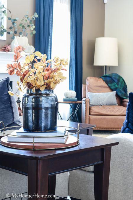 Fresh Fall vibes for your Fall living room decor   #LTKSeasonal #LTKhome