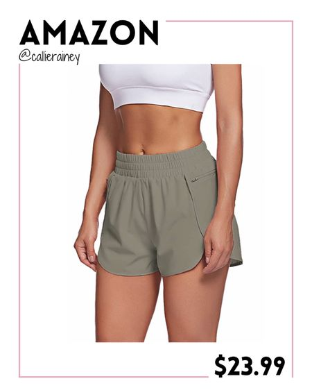 Cute & comfy workout shorts from Amazon. Love the fit with these.    #LTKfit #LTKunder50