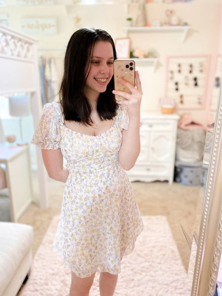 Love this amazon dress! True to size (wearing small) & easy to dress up or down🙌  #summerdress #amazon #amazonfashion #amazonfinds #amazonprime #summerfashion #summeroutfits #beachvacation #beachvacationoutfits #dresses   #LTKSeasonal #LTKunder50 #LTKstyletip