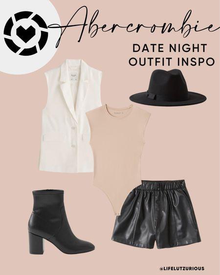 LTK SALE - Abercrombie Date Night Outfit Inspo   #LTKsalealert #LTKSale #LTKstyletip