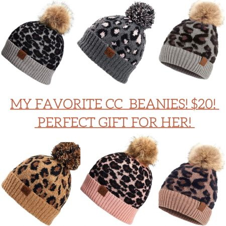 Last minute gifts for HER! $20! CC Beanies. http://liketk.it/34lYT These are my absolute favorite beanies. #LTKgiftspo #LTKsalealert #LTKunder50 #liketkit @liketoknow.it.home @liketoknow.it Download the LIKEtoKNOW.it shopping app to shop this pic via screenshot!