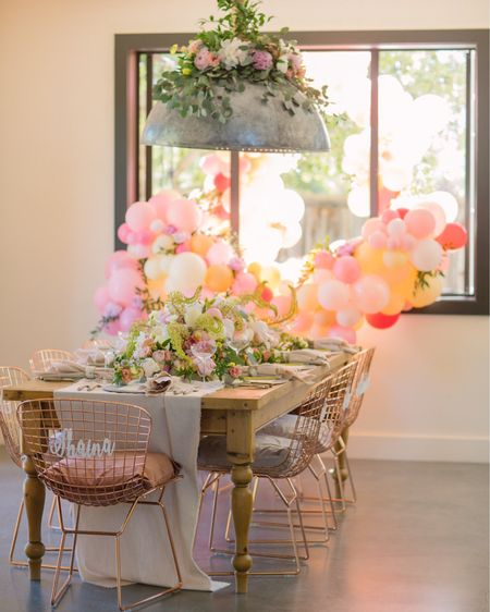 A very special @TakeTimeToToast event at my house in Napa. Bring this party idea to your home! http://liketk.it/2VQ5M #liketkit @liketoknow.it #LTKhome #LTKkids #StayHomeWithLTK @liketoknow.it.home