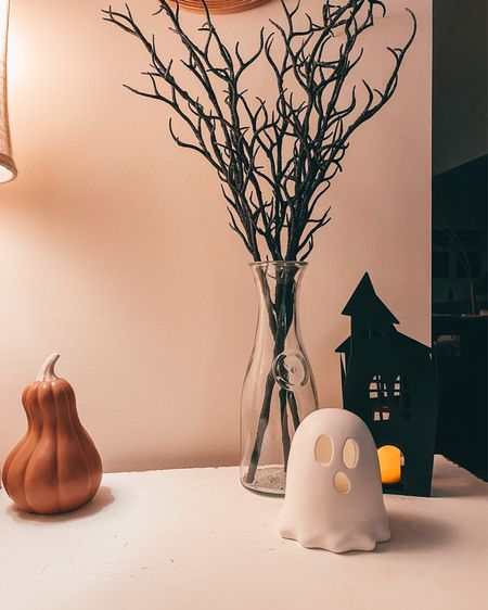 Have you decorated for Halloween yet? I am linking anything I could find online, along with some items I purchased this year. 👻   #LTKhome #LTKSeasonal