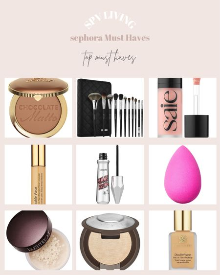 We love makeup and beauty and love sharing our beauty must haves with you! You'll find our tried and true makeup, our holy grail beauty products. From the foundation we can't live without to the makeup brushes we use daily and more.  #LTKsalealert #LTKstyletip #LTKbeauty