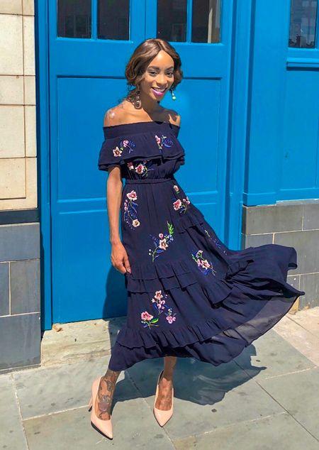 The all Summer Season Gypsy Dress http://liketk.it/2wIJY #liketkit @liketoknow.it