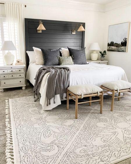 Modern moody master bedroom. @liketoknow.it #liketkit http://liketk.it/35I70