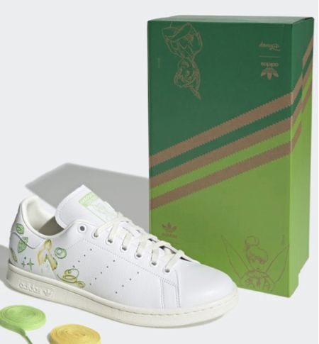 Adidas came out with Disney themed shoes! I could not pass these Tinkerbell ones up for my upcoming vacation!  #LTKstyletip #LTKshoecrush #LTKunder100