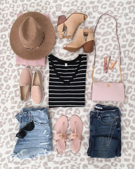 Cute wardrobe staples you can wear now and transition into fall..💕 everything is on major sale now (except for the shorts) if you're a Nordstrom card holder!! The sale opens to everyone this Friday so if you're waiting to shop then, you gotta add these items to your wish list!! 🙌🏻 Some of my favorites I picked up! Shop this pic in the @liketoknow.it app or my blog link in my profile! http://liketk.it/2DsSs #liketkit #LTKitbag #LTKhome #LTKspring #LTKsalealert #LTKshoecrush #LTKtravel #LTKunder50 #LTKunder100 #LTKbeauty #LTKstyletip Nordstrom Anniversary sale