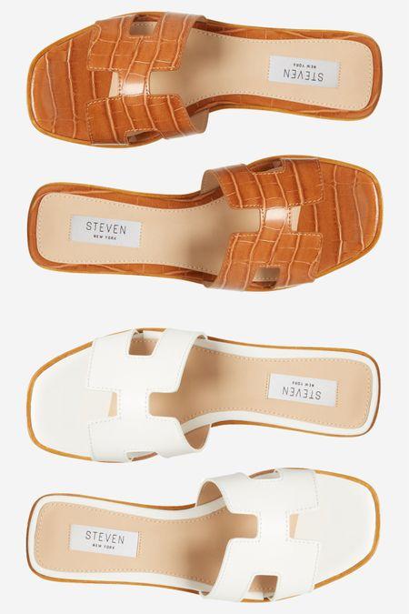 On sale right now!! Perfect end of summer shoe!!   #LTKshoecrush #LTKsalealert #LTKstyletip