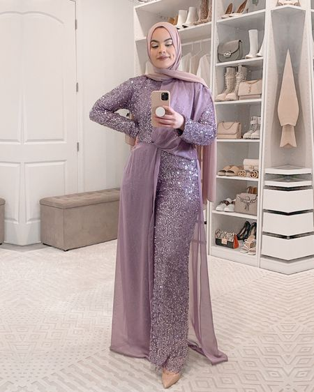 Use code: OMAYAZEIN at check out for 10% off! Order must be over $50 for code to work.  http://liketk.it/38O0F #liketkit @liketoknow.it #LTKSeasonal #LTKVDay #LTKwedding #omayazein #modanisa #hijab #wedding