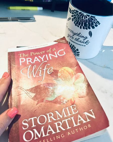 A praying wife: filled with great prayers to pray for our husbands daily. http://liketk.it/3fXXK @liketoknow.it #liketkit