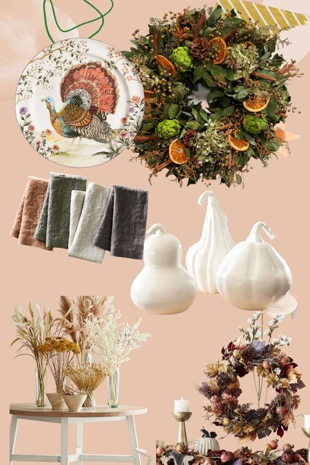 Thanksgiving  Holiday  Home decor Halloween  Christmas  Kitchen decoration    #LTKHoliday #LTKhome #LTKSeasonal
