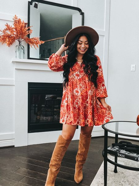 The perfect fall outfit from Red Dress boutique   #LTKunder100
