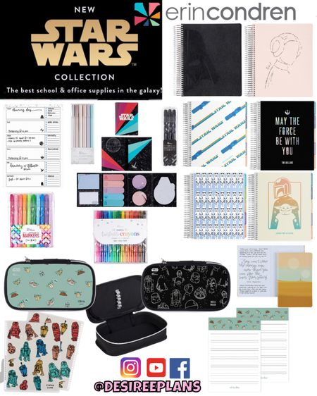 Check out the Best Best Back to School & office supplies in the galaxy! 😉   #ltkbacktoschool #ltkstarwars #ltkschool #ltkofficesupplies #ltkteacher #ltkschoolsupplies #ltkplanners  #LTKkids #LTKunder50 #LTKunder100