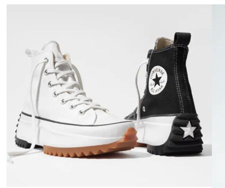 The most comfortable lug boot sneaker! #converse #whattowear  #LTKSeasonal #LTKGiftGuide