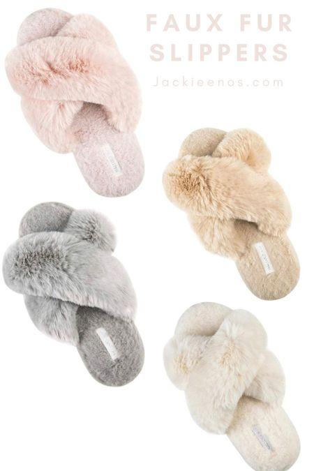 $23 faux fur slippers http://liketk.it/2QsKi #liketkit @liketoknow.it #StayHomeWithLTK #LTKsalealert #LTKunder50 You can instantly shop my looks by following me on the LIKEtoKNOW.it shopping app