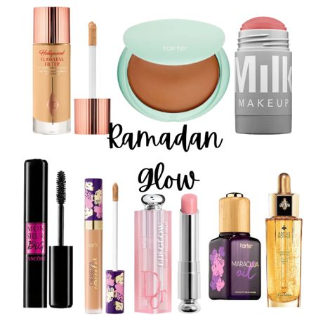 Products to give you the best glow. Perfect for iftar dinner after fasting all day.  #ramadan #minimalmakeup #sephorafavorites   #LTKbeauty #LTKunder100