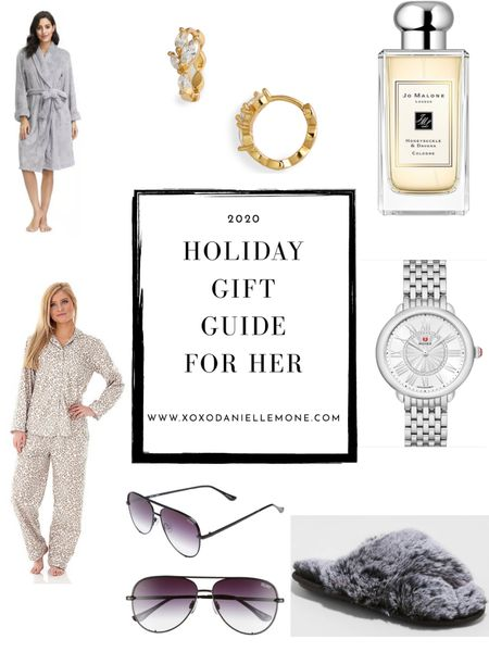 Holiday Gift Guides are starting to trickle in so today I'm sharing my Gift Guide for Her!!!!  ✨shop these gifts now✨ Search and Follow me on @liketoknow.it  Click to shop !!  #liketkit http://liketk.it/30BEx