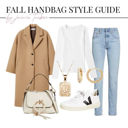 Love this fall everyday look that I compiled and styled together. A basic, yet chic outfit that can be worn daily. | #falloutfit #falljackets #fallouterwear #trenchcoat #oversizedcoats #longsleeve #basiclongsleeve #fallessentials #errandsoutfit #traveloutfit #JaimieTucker  #LTKSeasonal #LTKtravel #LTKstyletip