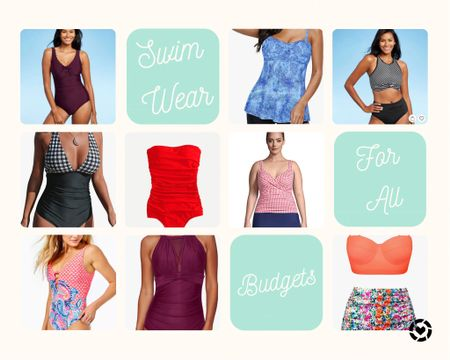 Dive into summer with a swimsuit for every budget.   #LTKcurves #LTKswim #LTKtravel