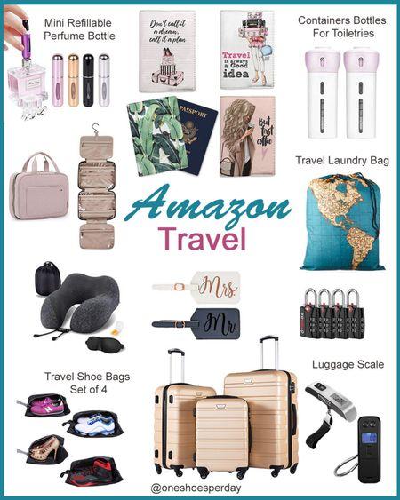 Amazon Travel         http://liketk.it/3pUKX @liketoknow.it #liketkit #LTKGiftGuide #LTKHoliday #LTKSeasonal #LTKsalealert #LTKfamily #LTKtravel #LTKunder100 #LTKunder50 Travel Luggages   Toiletry   Passport Holders