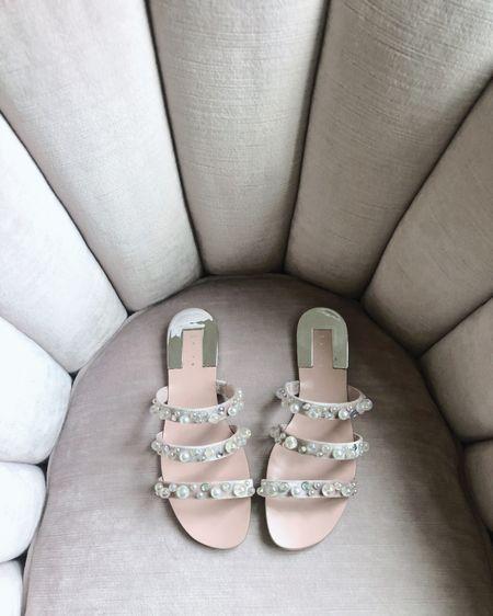 summer sandals under $100 🖤 I sized up! http://liketk.it/2Cvwu #liketkit @liketoknow.it #LTKunder100 #LTKshoecrush
