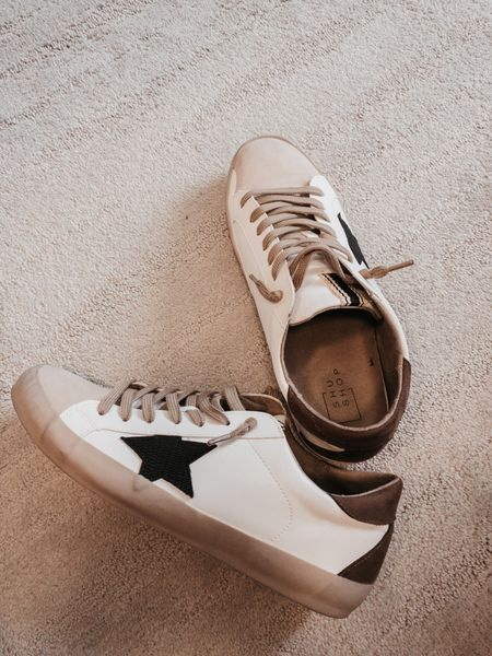 Golden Goose dupes… so comfortable and look like the real deal!   #LTKshoecrush #LTKunder100